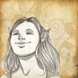 Immagine di Lagan, figlia di Alein di Gronaem