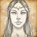 Immagine di Edoin, figlia di Alein di Gronaem
